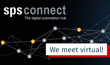 Let's meet virtual! - SPS Connect 2020